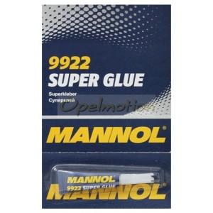 ΚΟΛΛΑ SUPER GLUE 3gr MANNOL